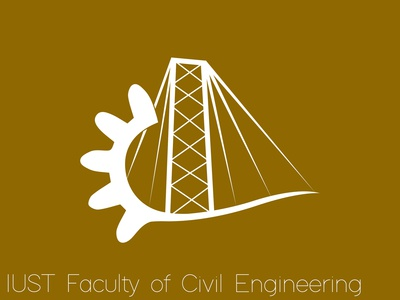 IUST School of Civil Engineering Logo
