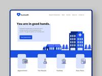 Duohealth Hospital Website