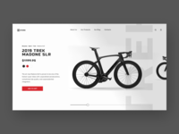 """Product Page - """"Bike Store"""""""