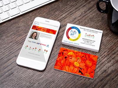 Emilyhillwellness Mobilesitebusinesscards