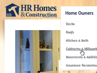 HR Homes site