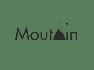 Mountain Typography