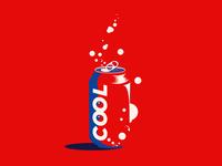 Coca Illustration