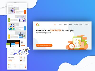 Trending Website Home page design ui design uidesign website design minimal webdesign design app web website illustration ux ui
