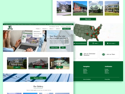 Home Page design for real estate company website design logo ui design webdesign design web website illustration ui ux