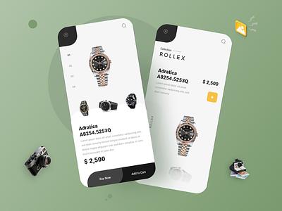 Rollex App Design Concept app concept logo website design webdesign web website rollex app app app design design branding ui ux