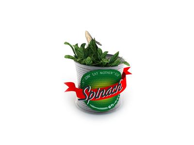 Spinach gem