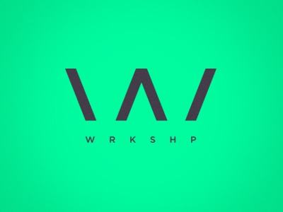 Wrkshp 2013 design logo branding symbol graphicdesign icon brand identity