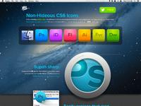 Cs6 icons homepage