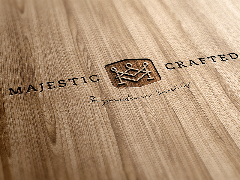 Majestic homes wood