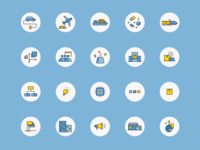 Event icons 2/3