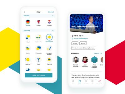 Messe Connect - trade fair app