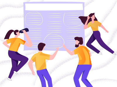 Job finder agency corporate media 2d 3d isometric icon set finance banking sass saas blockchain b2b b2c cryptocurrency digital marketing kit web app ui ux graphic form cv job search gradient color elements people character design adobe illustrator flat illustration vector