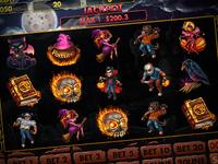 "Slot machine - ""Freaks Fortune"""