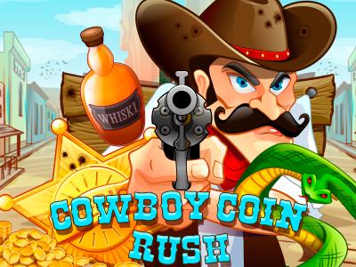 Cowboy Coin Rush