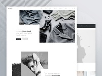 Auray - eCommerce PSD Template
