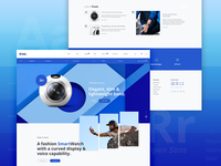 E-lab - eCommerce PSD Template