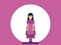 Indian Girl #7