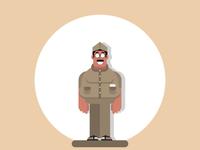 Indian Postman #9