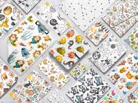 Giant seamless patterns bundle