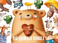 wWonderful bundle of animals!