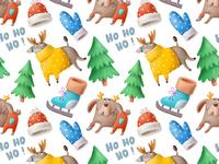Christmas pattern!