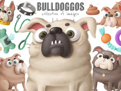 Bulldoggos collection