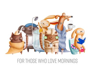 Do you love mornings? :D