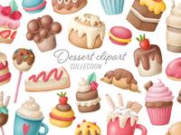 dessert clipart