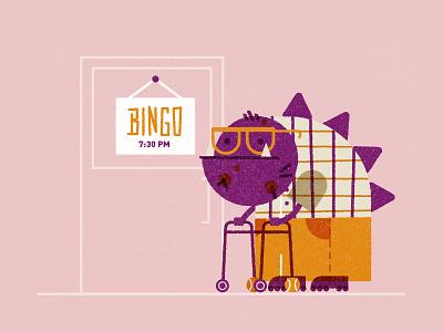 Seattle Monster Mash 10/31 bingo grandpa monster seattle monster mash seattlemonstermash