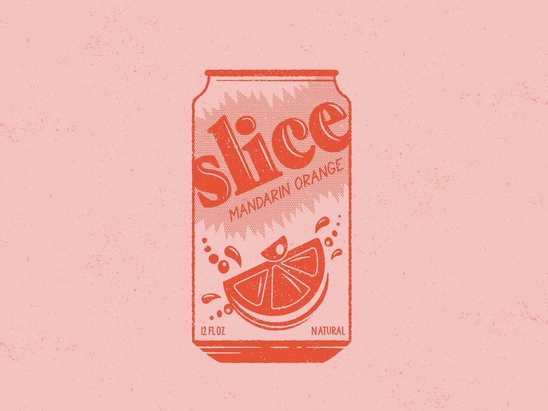 Vectober 10/31 - Slice drink slice soda texture line art inktober2018 vectober2018 geometric vectober inktober illustration