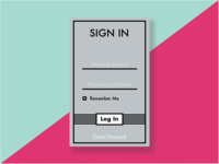 POP Modern sign-in prompt