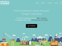 Nautilytics - FTZ Product Homepage
