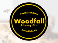 Woodfall Honey Final Logo
