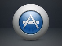 Alternate Apple App Store icon