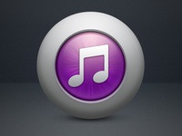 Alternate Apple iTunes Note icon