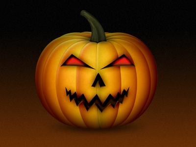 Halloween pumpkin pixada dribbble