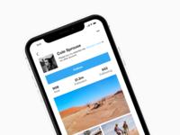 Instagram re-concept