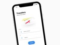 Travelers app