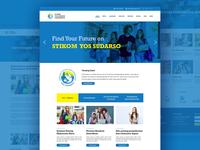 Redesign of STIKOM Yos Sudarso Website