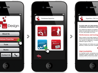 Dataxdesign.com mobile website