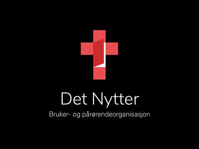 Det Nytter logo interest organisation interest organisation rehabilitation door cross christian