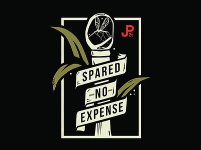 Spared No Expense mosquito spielberg jurassic park