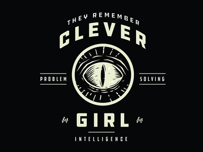 Clever Girl clever girl velociraptor dinosaurs spielberg jurassic park