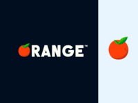 Orange - Logo Design 🍊