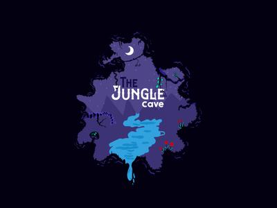 Jungle Cave illustration