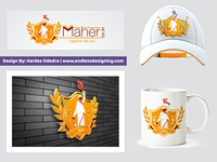 Maher Community Logo Design