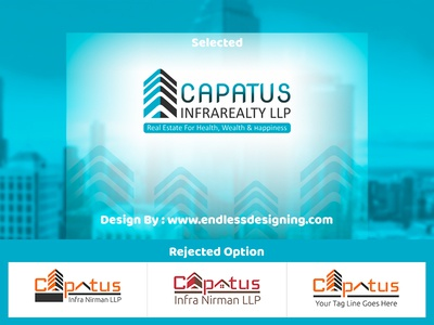 Logo Designing for Builders | Client work