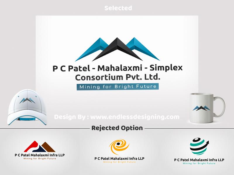Joint venture Logo for mining business | Client work flyerdesign flyer creativedesgin brandidentity branding graphics graphicdesign printing printdesign