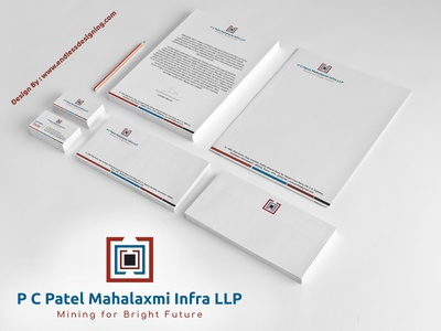 Logo is designed for client from mining industry